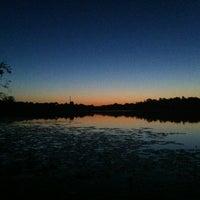 Photo taken at Озеро Сювеярви (Хиттоловское) by Vlad . on 8/5/2012