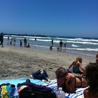 Photo taken at Oceanside Harbor N Jetty by Kelly R. on 7/20/2012