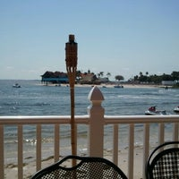 Photo taken at Crabby Bill's Clearwater Beach by Christopher H. on 6/30/2012