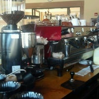 Photo taken at High Five Coffee Bar by Carrie C. on 10/23/2011
