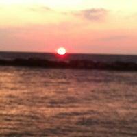 Photo taken at Edgewater Marina & Launch by Jennifer E. on 7/2/2012