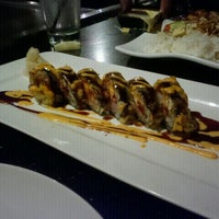 Photo taken at Wasabi Japanese Steakhouse by Kim S. on 10/1/2011