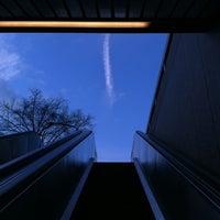 Photo taken at Tomberg (MIVB / STIB) by Alexis V. on 11/29/2011