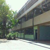 Photo taken at Fatec by Eduardo E. on 9/30/2011