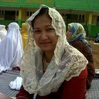 Photo taken at SDN Jatiasih X by Yeni A. on 8/19/2012