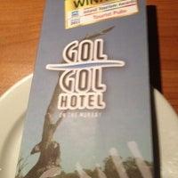 Photo taken at Gol Gol Hotel by Debra T. on 9/8/2012