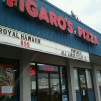 Photo taken at Figaro's Pizza by Chalayn N. on 8/31/2011