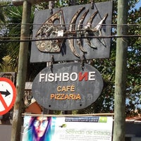 Photo taken at Fishbone Café by Bibiano A. on 9/6/2012