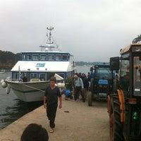 Photo taken at Port clos de Brehat by PARIS-TRIP.COM on 7/15/2011