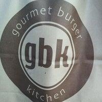Photo taken at Gourmet Burger Kitchen by Daithi G. on 9/1/2011