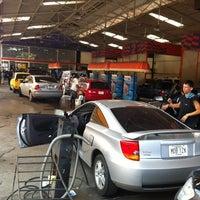 Photo taken at Autolavado Expreso by Luis A. on 10/23/2011