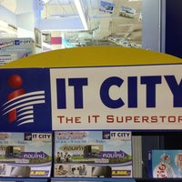 Photo taken at ITCITY by สุขสันต์ on 8/26/2012