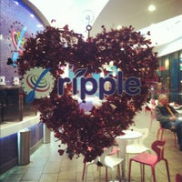 Photo taken at Ripple Pure Frozen Yogurt by Brian I. on 2/15/2012