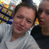 Photo taken at Walmart Supercenter by Becca M. on 9/2/2012