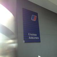 Photo taken at Gate B23 by David C. on 11/16/2011