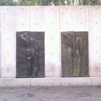 Foto scattata a Cullen Sculpture Garden da Cathal K. il 1/17/2012