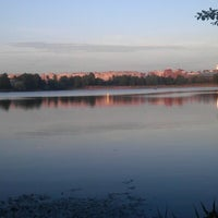Снимок сделан в Среднее Суздальское озеро пользователем Адольфо Г. 7/9/2012
