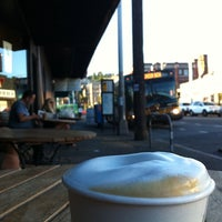 Photo taken at Uptown Espresso by Greg R. on 9/4/2011