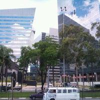 Photo taken at Dow Brasil by Rodolfo V. on 12/8/2011
