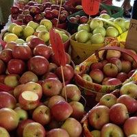 Photo taken at Charlotte Regional Farmer's Market by Amy on 8/25/2012
