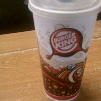 Photo taken at Burger King by Angel V. on 10/31/2011