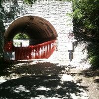 Photo taken at Crockett Park by Shane B. on 6/29/2011