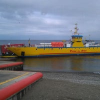 Photo taken at Ferry San Juan CdS by Pepone M. on 4/19/2012