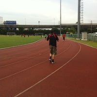 Photo taken at Sports Authority of Thailand by Duangkamon S. on 6/24/2012