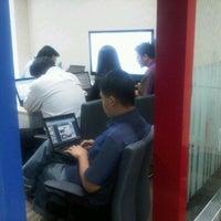 Photo taken at Telkomsel  BSD by Arief 'Awiek' N. on 1/4/2012
