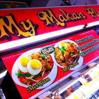 Photo taken at My Makan Place by gerard t. on 8/20/2011