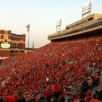 Photo taken at Boone Pickens Stadium by Kris H. on 9/4/2011