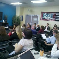 Photo taken at Exit Realty Central by Realtor Drick W. on 11/9/2011