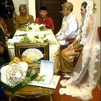 Photo taken at Raya Ketintang Selatan by Lusiana S. on 6/3/2012