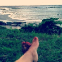 Photo taken at Praia de Salinas by EriAne on 7/29/2012