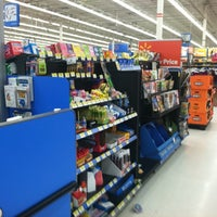 Photo taken at Walmart Supercenter by Kenny L. on 9/5/2011