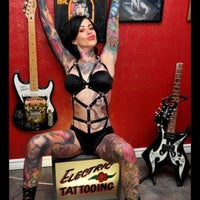 Photo taken at World Famous Texas Body Art by Johnny J. on 11/14/2011