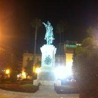 Photo taken at El Parterre by Emilio H. on 12/7/2011