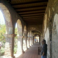 Photo taken at Mission San Juan Capistrano by Nick V. on 5/26/2012