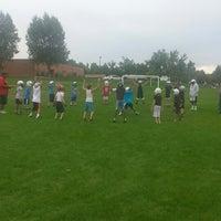 Photo taken at Dalton Elementary by Joe E. on 8/14/2012