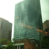 Photo taken at Microsoft City Center Plaza by Eiji K. on 6/13/2012