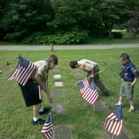 Photo taken at Mt. Feake Cemetery by Robert L. on 5/26/2012
