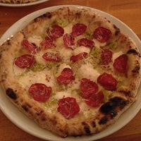 Photo taken at Stanziato's Wood Fired Pizza by Ben S. on 2/28/2012