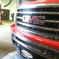 Photo taken at Bob Brown Buick GMC by Miguel R. on 6/11/2012