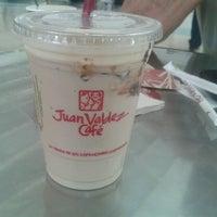 Photo taken at Juan Valdez Café by Tatox C. on 7/29/2012