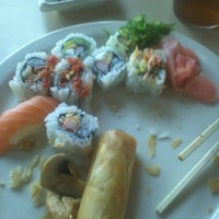 Photo taken at Wild Wasabi by Thema V. on 6/22/2012