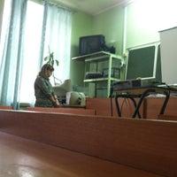 Photo taken at Школа № 113 by Valeriy R. on 4/12/2012
