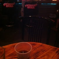Photo taken at The Twisted Bull by Tania S. on 8/23/2012
