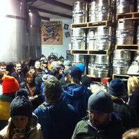 Photo taken at Boneyard Beer by Seth Y. on 2/18/2012