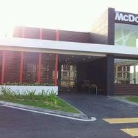 Photo taken at McDonald's & McCafé by Pijul on 8/27/2012