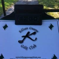Photo taken at Killian Greens Golf Club by Leo on 6/13/2012